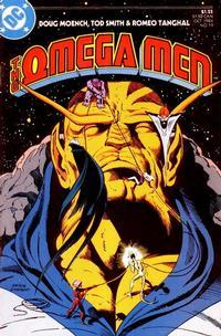 Cover Thumbnail for The Omega Men (DC, 1983 series) #19