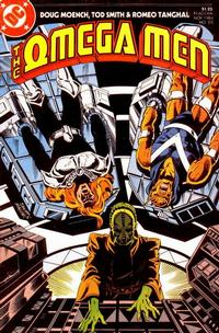 Cover Thumbnail for The Omega Men (DC, 1983 series) #20