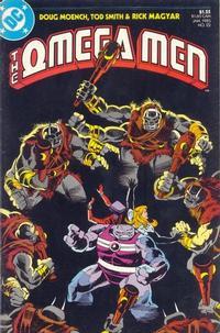 Cover Thumbnail for The Omega Men (DC, 1983 series) #22