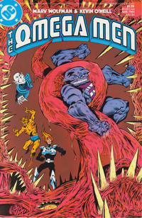 Cover Thumbnail for The Omega Men (DC, 1983 series) #24