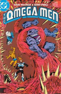 Cover Thumbnail for The Omega Men (DC, 1983 series) #24