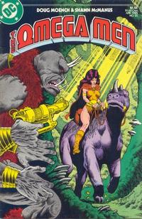 Cover Thumbnail for The Omega Men (DC, 1983 series) #25