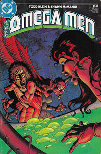Cover Thumbnail for The Omega Men (DC, 1983 series) #26
