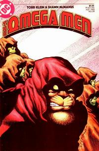 Cover Thumbnail for The Omega Men (DC, 1983 series) #29