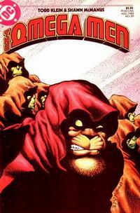 Cover Thumbnail for The Omega Men (DC, 1983 series) #29