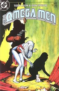 Cover Thumbnail for The Omega Men (DC, 1983 series) #32