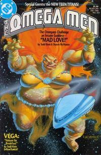 Cover Thumbnail for The Omega Men (DC, 1983 series) #35