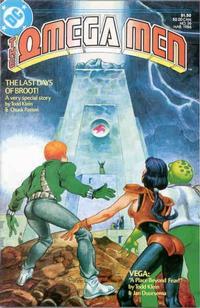 Cover Thumbnail for The Omega Men (DC, 1983 series) #36