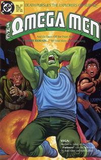 Cover Thumbnail for The Omega Men (DC, 1983 series) #37