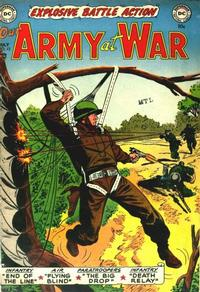 Cover Thumbnail for Our Army at War (DC, 1952 series) #12
