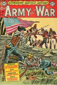 Cover Thumbnail for Our Army at War (DC, 1952 series) #13