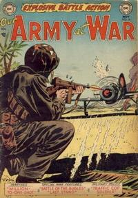 Cover Thumbnail for Our Army at War (DC, 1952 series) #16