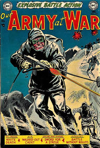 Cover Thumbnail for Our Army at War (DC, 1952 series) #17
