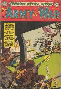 Cover Thumbnail for Our Army at War (DC, 1952 series) #18