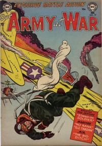 Cover Thumbnail for Our Army at War (DC, 1952 series) #19