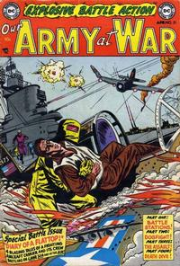 Cover Thumbnail for Our Army at War (DC, 1952 series) #21
