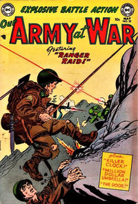 Cover Thumbnail for Our Army at War (DC, 1952 series) #22