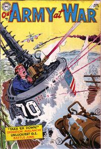 Cover Thumbnail for Our Army at War (DC, 1952 series) #25