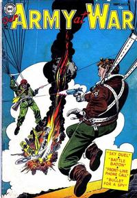 Cover Thumbnail for Our Army at War (DC, 1952 series) #26