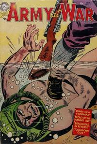 Cover Thumbnail for Our Army at War (DC, 1952 series) #27