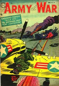 Cover Thumbnail for Our Army at War (DC, 1952 series) #29