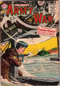 Cover Thumbnail for Our Army at War (DC, 1952 series) #38