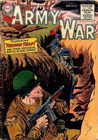 Cover Thumbnail for Our Army at War (DC, 1952 series) #39