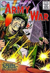 Cover Thumbnail for Our Army at War (DC, 1952 series) #43