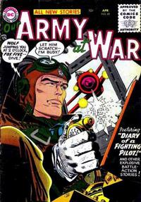 Cover Thumbnail for Our Army at War (DC, 1952 series) #45