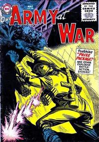 Cover Thumbnail for Our Army at War (DC, 1952 series) #46