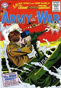 Cover Thumbnail for Our Army at War (DC, 1952 series) #51