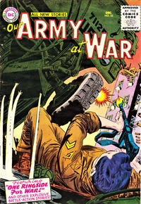 Cover Thumbnail for Our Army at War (DC, 1952 series) #53