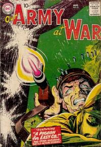 Cover Thumbnail for Our Army at War (DC, 1952 series) #61