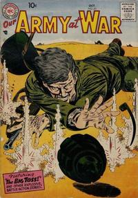 Cover Thumbnail for Our Army at War (DC, 1952 series) #63