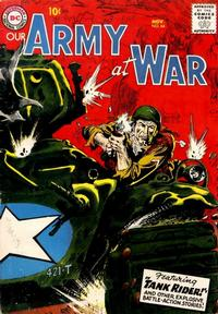 Cover Thumbnail for Our Army at War (DC, 1952 series) #64
