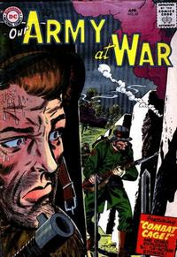 Cover Thumbnail for Our Army at War (DC, 1952 series) #69