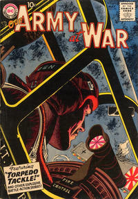 Cover Thumbnail for Our Army at War (DC, 1952 series) #70