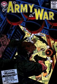 Cover Thumbnail for Our Army at War (DC, 1952 series) #71