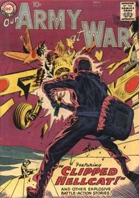 Cover Thumbnail for Our Army at War (DC, 1952 series) #76