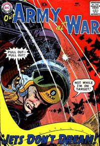 Cover Thumbnail for Our Army at War (DC, 1952 series) #77