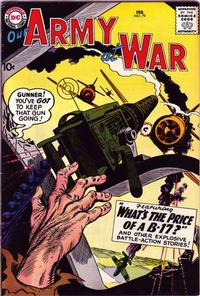 Cover Thumbnail for Our Army at War (DC, 1952 series) #79