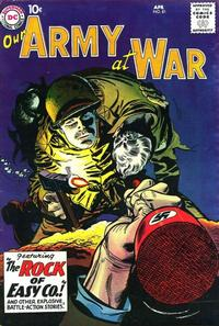 Cover Thumbnail for Our Army at War (DC, 1952 series) #81