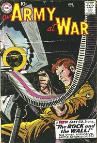 Cover Thumbnail for Our Army at War (DC, 1952 series) #83