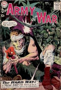 Cover Thumbnail for Our Army at War (DC, 1952 series) #88