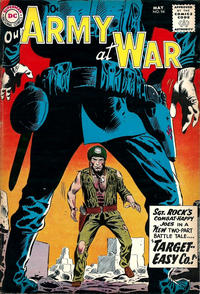 Cover Thumbnail for Our Army at War (DC, 1952 series) #94