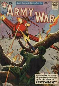 Cover Thumbnail for Our Army at War (DC, 1952 series) #103