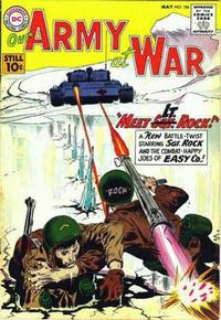 Cover Thumbnail for Our Army at War (DC, 1952 series) #106