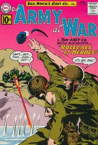 Cover Thumbnail for Our Army at War (DC, 1952 series) #109
