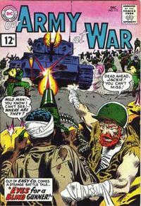 Cover Thumbnail for Our Army at War (DC, 1952 series) #113