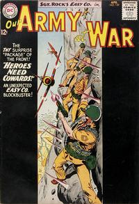 Cover Thumbnail for Our Army at War (DC, 1952 series) #129